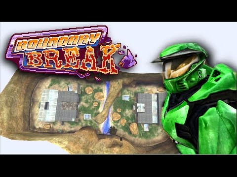 Off Camera Secrets | Halo - Boundary Break