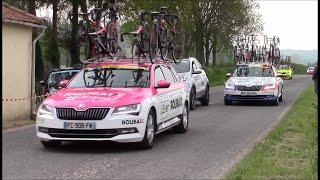 4 Jours de Dunkerque 2019 [Etape 4 -  Caravane et coureurs]