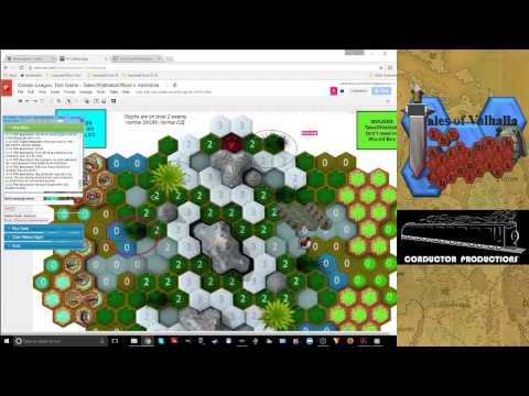 Heroscape Online (Twitch Show) Live Chat/Play Episode #4 (Zombies!!!)