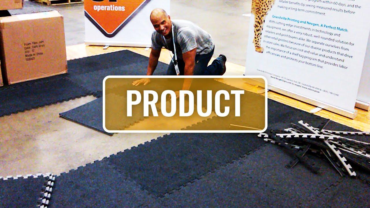 Eco-Soft Carpet Tiles Explained