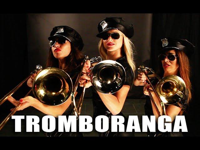 Tromboranga - Boogaloo de Marilu - Video Oficial - Audio Official  ( donde esta Marilu? )