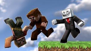 TROLL ADAM ZENGİNE VE FAKİRE İHANET EDİYOR! 😱 - Minecraft