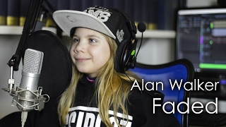 Alan Walker - Faded (Cover by: Kriszti)