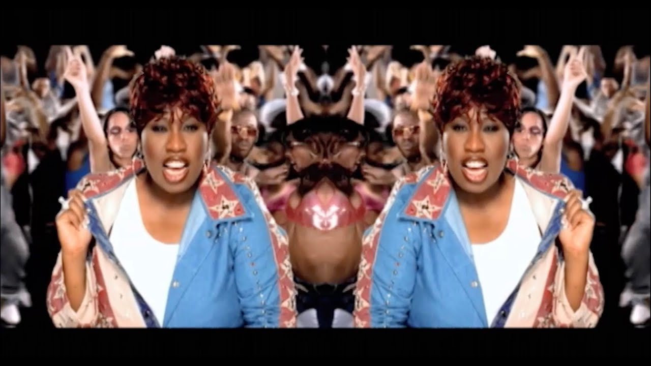 Download Missy Elliott - 4 My People (feat. Eve) [Official Music Video]