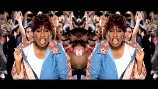 Смотреть клип Missy Elliott - 4 My People Feat. Eve