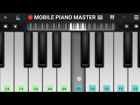 Surili Akhiyon Wale Piano Tutorial || Veer || Rahat Ali || Mobile Perfect Piano Tutorial