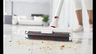 Puppyoo T10 - The New Best Budget Cordless Vacuum Cleaner 2018!