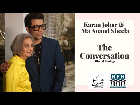Karan Johar interview of Ma Anand Sheela | The Conversation | Netflix Wild Wild Country
