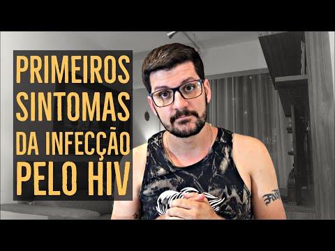 RECONHECENDO OS PRIMEIROS SINTOMAS DO HIV