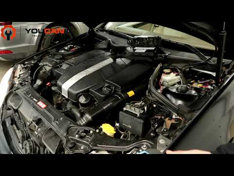 Mercedes-Benz SAM Module Troubleshooting – How to Replace SAM Module on W203