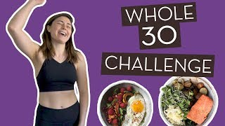 Whole30 Diet Review - Before & After Has Us Shook!