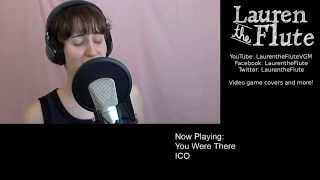 """""""You Were There"""" (ICO) - Live Stream Cover, First Pass"""