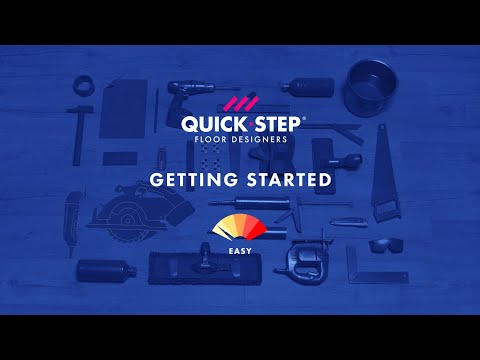 How to get started with laminate flooring | Tutorial by Quick-Step