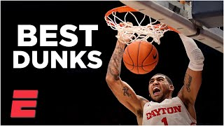 The Best Dunks Of The 2019-20 College Basketball Season | Espn