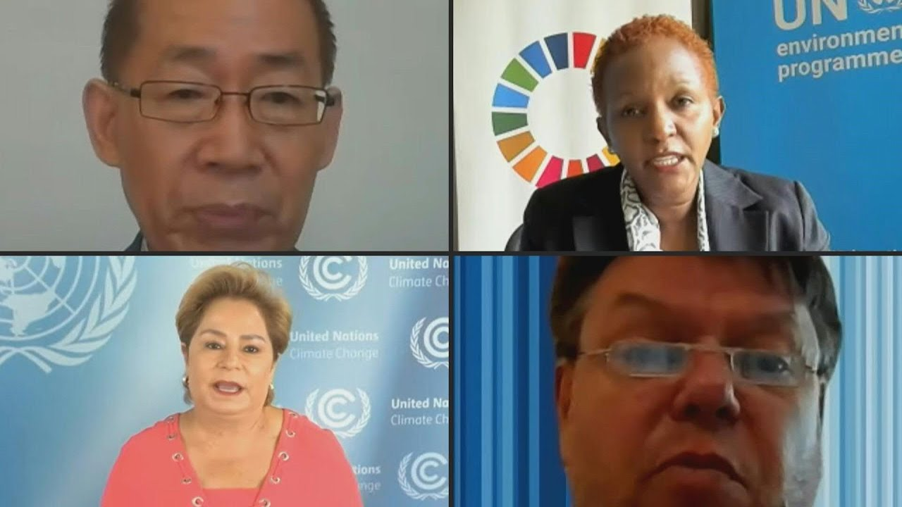 Key UN climate science talks open amid floods, fires | AFP