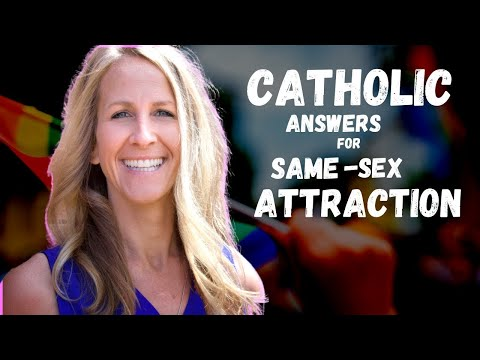 CATHOLIC answers for a SAME-SEX attraction  ( Kimberely Zimber )