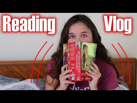 BLOOD OF ELVES | Witcher Reading Vlog | HOOKED OR BOOKED
