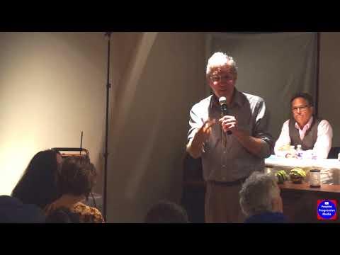 Santa Fe Ward 5A Democratic Gubernatorial Candidates Forum - Final Questions & Closing