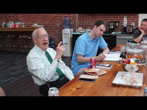 No Silver Bullet with Dr. Fred Brooks - Papers We Love Raleigh-Durham