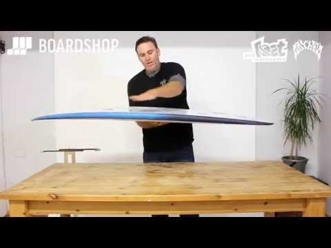 Lost Surfboards Puddle Jumper Review with Matt Biolos