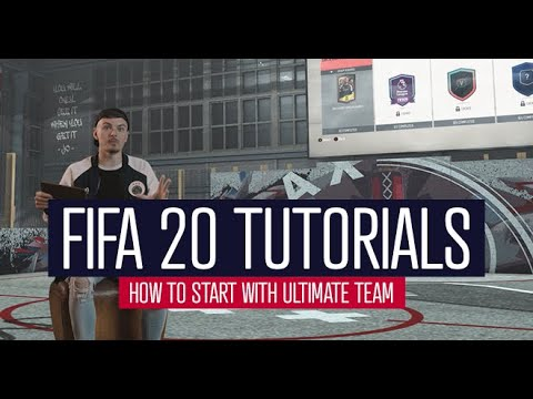 FIFA20 Tutorials | How to start with Ultimate Team
