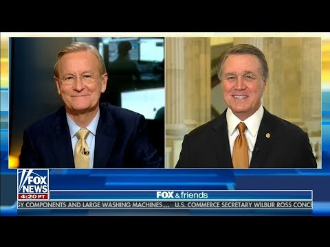 Senator David Perdue Discusses Immigration on Fox & Friends