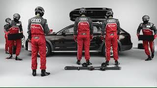 Accesorii - Cutie bagaje Audi