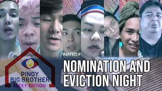 Pinoy Big Brother (The Becky Edition) - HOME NOMINATION AND EVICTION NIGHT!