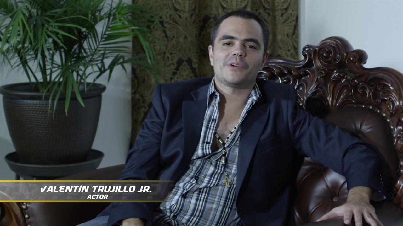 Elegant Valentín Trujillo Jr. Y Su Actor Favorito Del Cine Mexicano | PreguntaMex