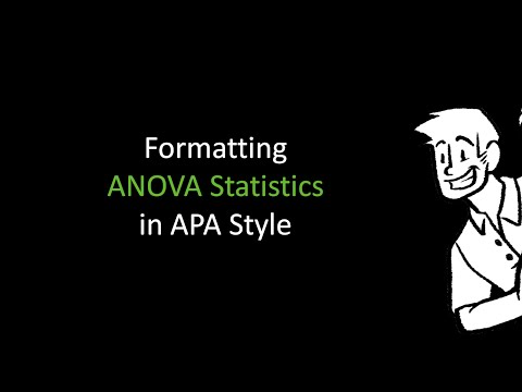 anova research paper Research paper using anova us-based service has hired native writers with graduate degrees, capable of completing all types of papers on any academic level.
