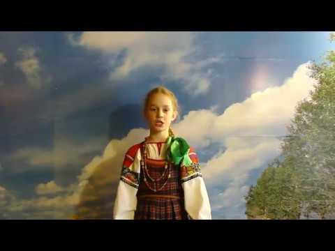 Изображение предпросмотра прочтения – АлександраКравченко читает произведение «Снежные русалки (сказка)» (Русский фольклор )