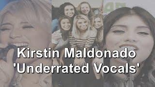 Kirstin Maldonado 'Underrated Vocals'