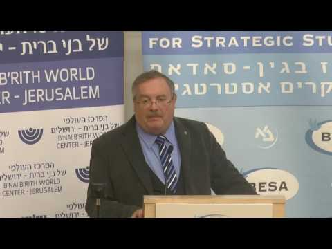 Rabbi Prof. Daniel Hershkowitz : Strategic Challenges in the Eastern Mediterranean