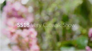 Michelle Keegan & Very.co.uk | SS18 Catwalk Show