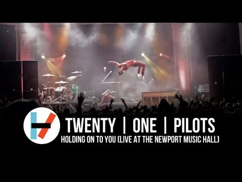 twenty one pilots - Holding on to You (Live at Newport Music Hall)