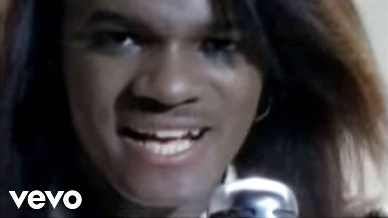 Jermaine Stewart - We Don't Have To Take Our Clothes Off (Official Music Video)