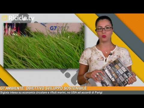 La green economy italiana sbarca in Cina - TG 15/06/2017