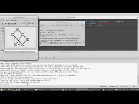 NSG2 Script Generator Tool for Generating TCL Script