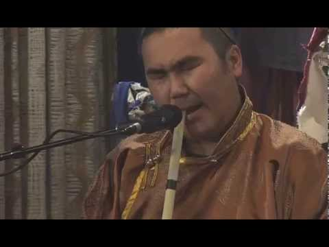 Mongolian Throat Singing - Huun Huur Tu Saryglarlar