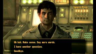 Low Intelligence Character in Fallout New Vegas