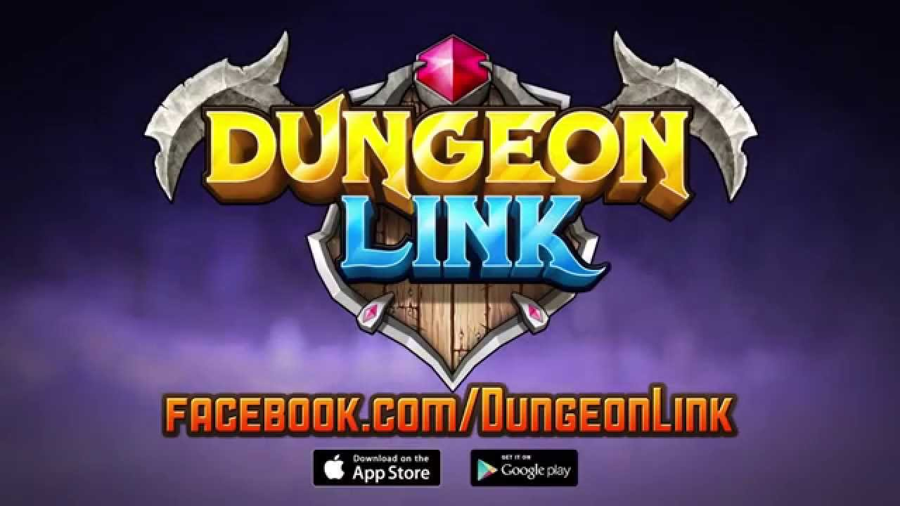 Official Dungeon Link (by GAMEVIL USA Inc) Trailer (iOS / Android)
