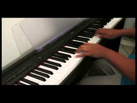 Snow's Theme ~ Final Words - Lightning Returns: Final Fantasy XIII on Piano