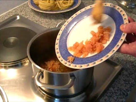 Smoked SALMON PASTA - A Mediterranean And Light Recipe