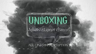JuliaWizLumos/Harry Potter Aliexpress  unboxing #1/Hogwarts banner