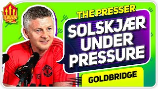 Solskjaer Press Conference Reaction! Manchester United vs Crystal Palace News