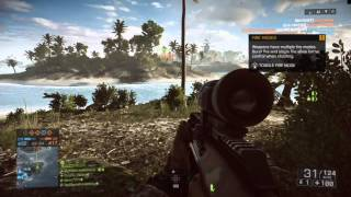 PS4 Test Battlefield 4 Online. Going so well...and then.