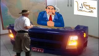 Gaúcho caiu na conversa do motorista da muriçoca - História do Trecho