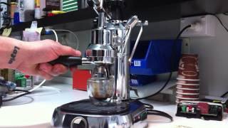 La Pavoni Lever Espresso Coffee Machine