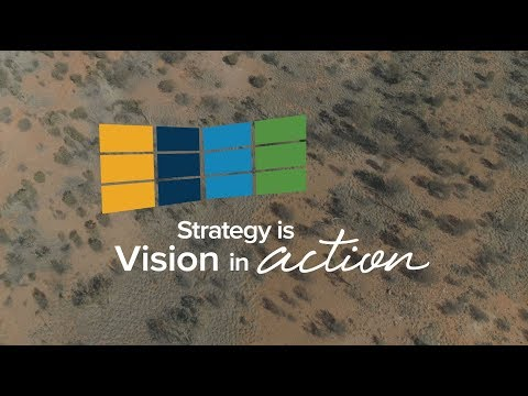 Vision in Action - National Strategy Presentation