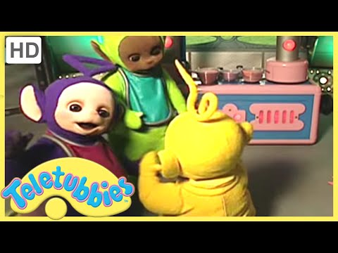 Thumbnail: ★Teletubbies English Episodes★ Squeezy Painting ★ Full Episode - HD (S08E200)